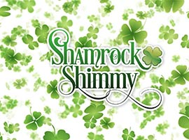 Shamrock Shimmy - Casino game iPad app for a audience participation live gameshow.